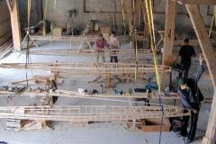 Bau des Skelettes