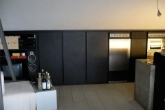 Küche und Wohnbereich Sinnig