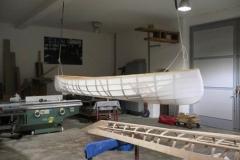 Das bespannte Boot