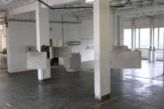 O.T., Beton, Ausstellung Betonkunst, Nürnberg, 2005